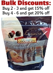 The Doctors Chocolate - Sweetened With Xylitol - 35 Pieces