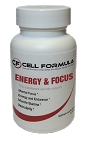 VIP - Energy and Focus - By Cell Formula